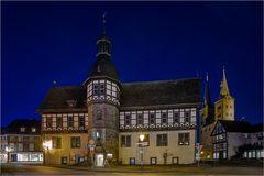Das alte Rathaus von Höxter