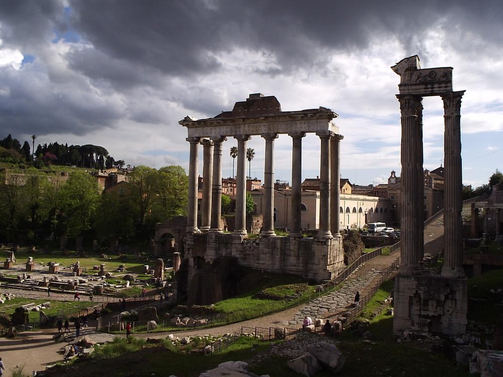 das alte Rom 15.April 2008