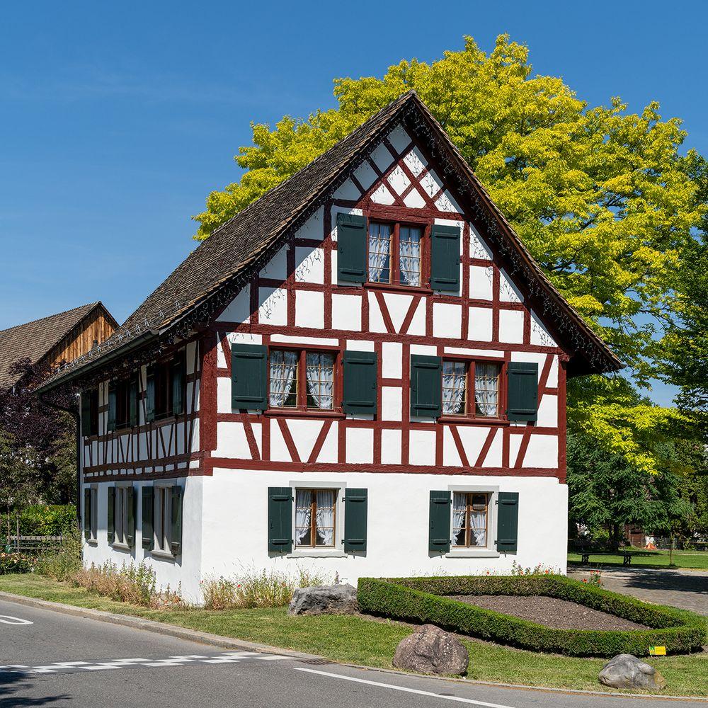 Das alte Schulhaus