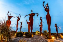 das andere Mallorca - Tanz im Abendlicht