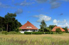 Das Asta Nielsenhaus in Vitte/ Insel Hiddensee