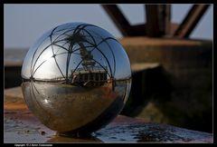 Das Atomium von Dorum - Neufeld ... - It's not the Atomium from Dorum - Neufeld