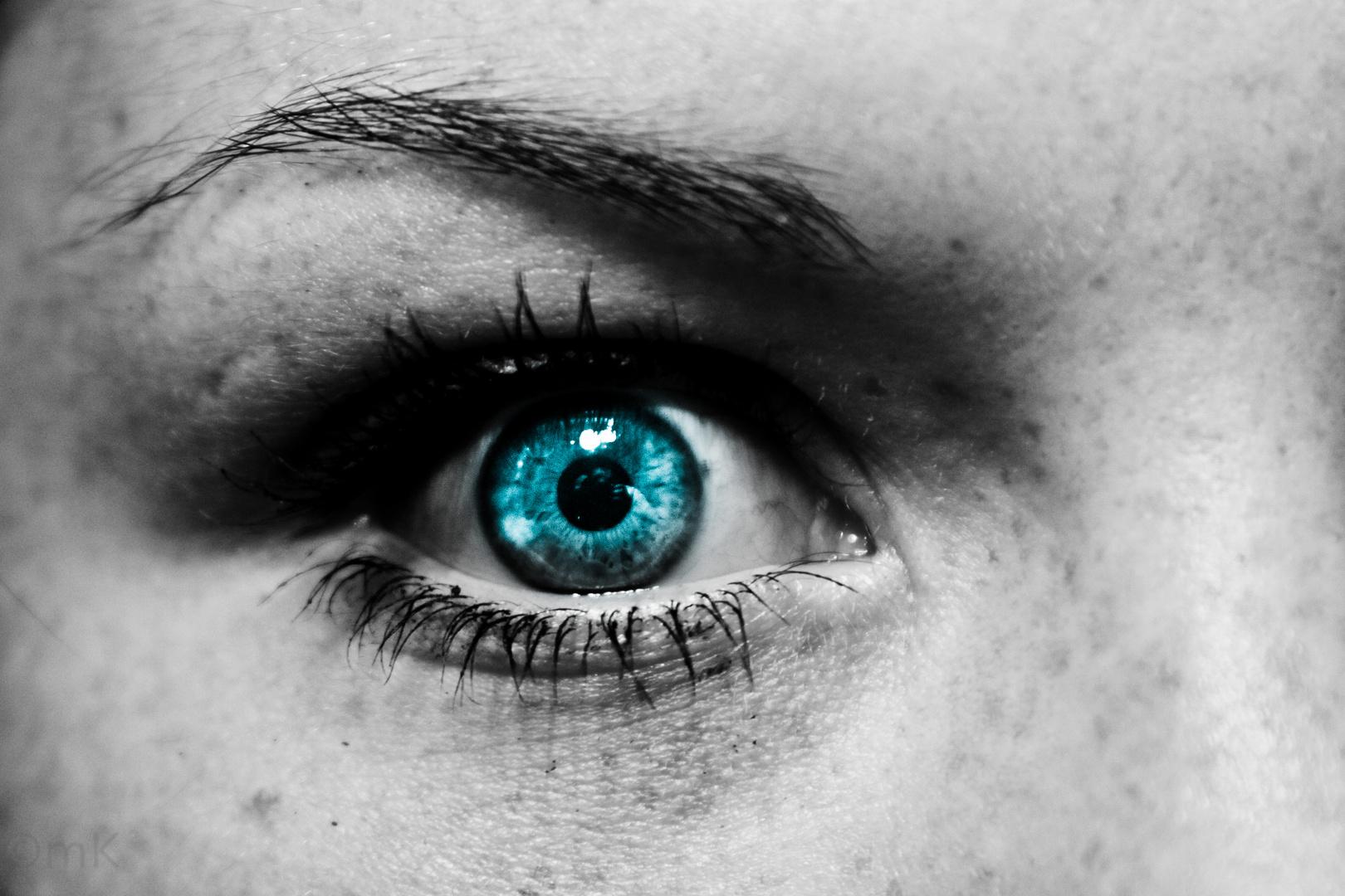 Das Auge der Liebe.....