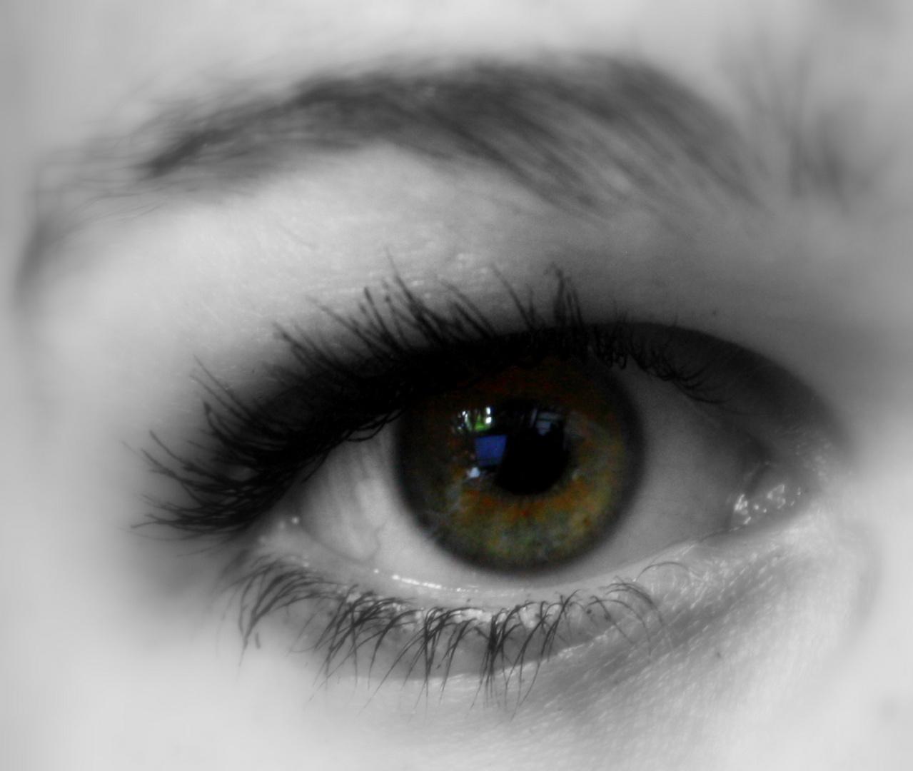 Das Auge Ist Der Spiegel Der Seele Foto Bild Fotos Von Teilen