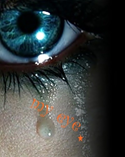 Das Auge sieht alles !!!