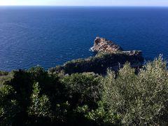 das 'Auge von Mallorca' ....