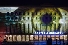 das Auge von Tempelhof