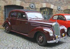Das Auto für Aufsteiger