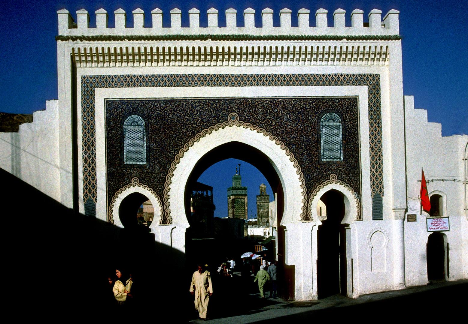 Das Bab el Boujelud