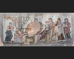 Das Bad des Achilles