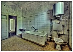Das Bad des Kommandanten