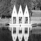 Das Badehaus in Remseck