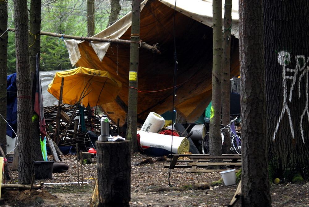 Das Baum Camp Teil1