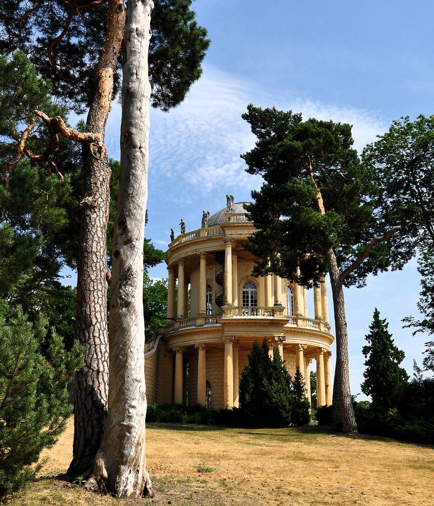 Das Belvedere auf dem Klausberg............# 1