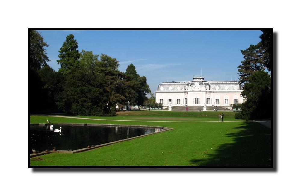 Das Benrather Schloss