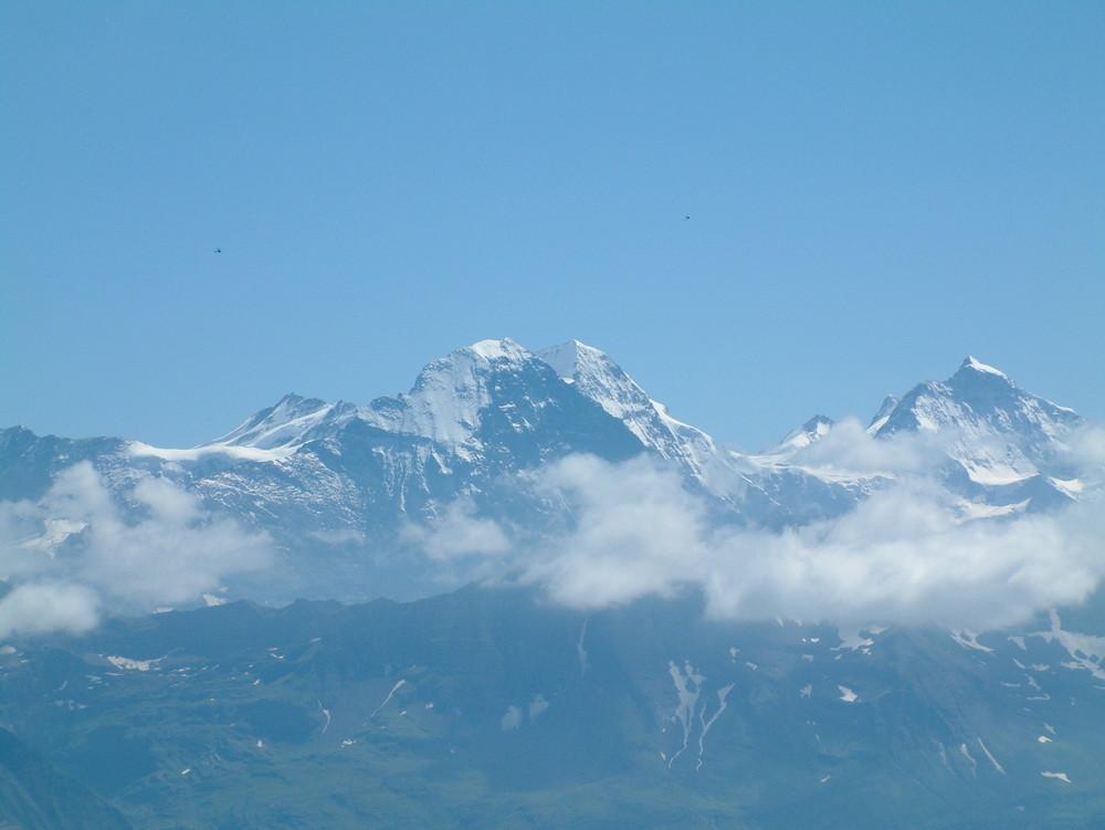 Das Berner Oberland