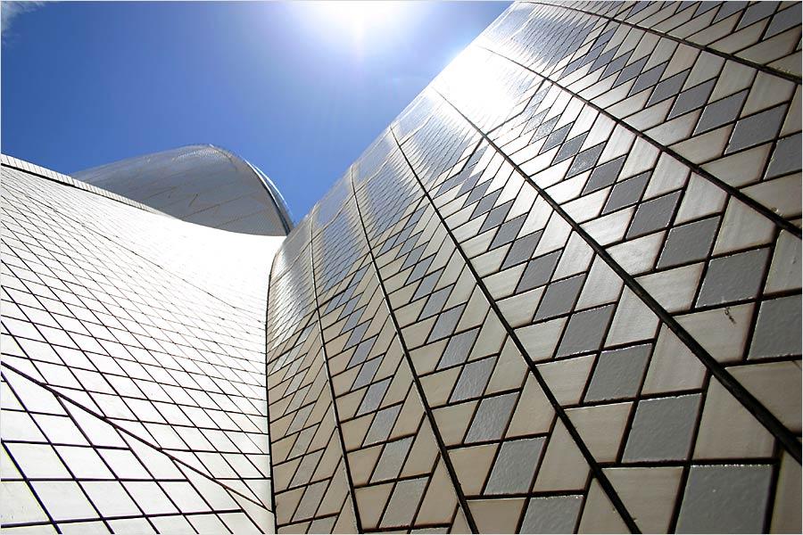 Das berühmteste Dach Australiens...