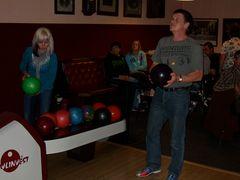 °°° Das besondere Bowling - Die gemütliche Kugel bei Herrn K. °°°