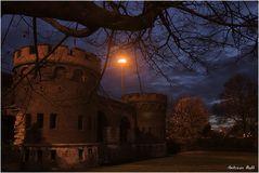 Das Blaubeurer Tor in Ulm