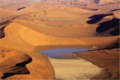 Das blaue Auge der Namib