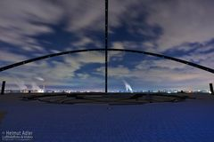 « Das blaue Horizontobservatorium »