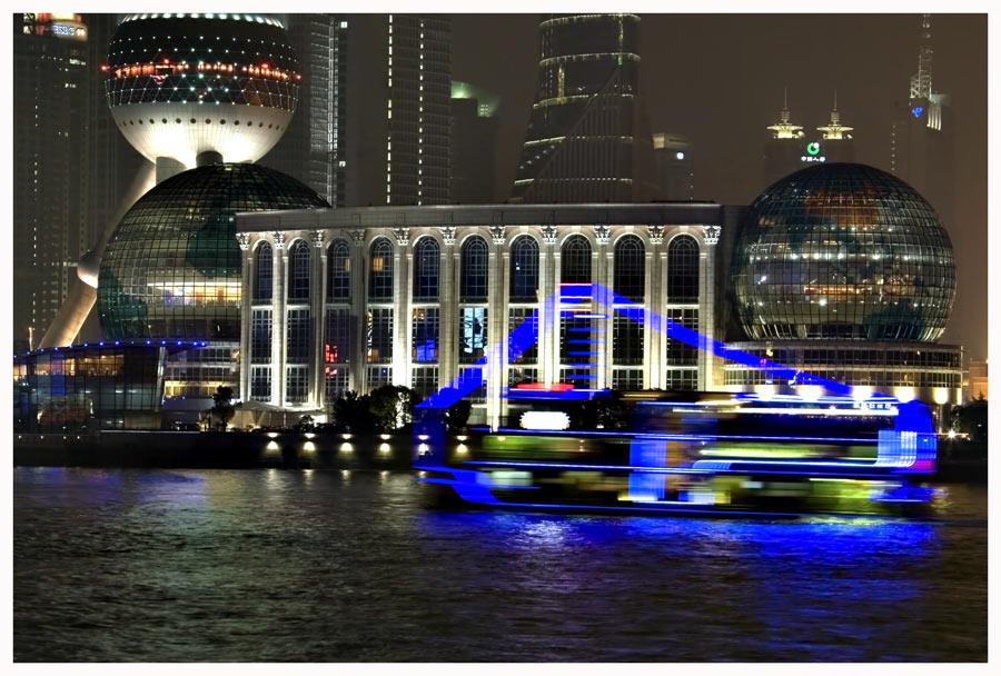 Das blaue Schiff.....