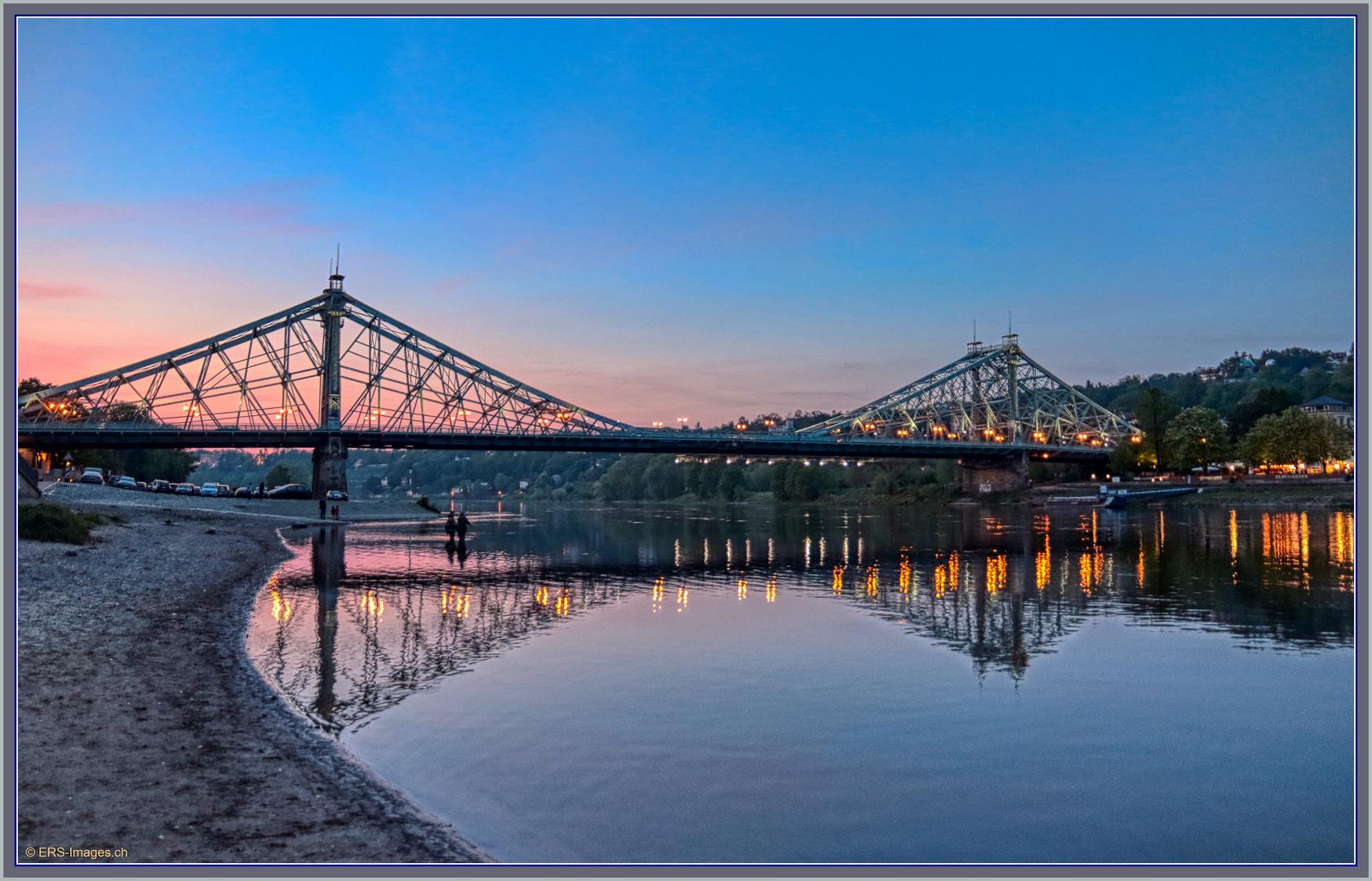 Das Blaue Wunder  2019-05-01 341 (64) Loschwitzerbrücke II ©
