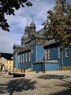 Das Blaue Wunder von Clausthal-Zellerfeld