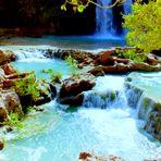 Das Blaugrüne- Wasser