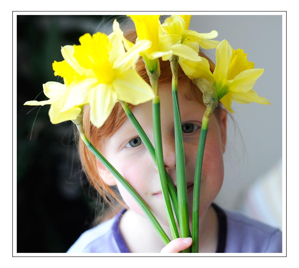 Das Blumenmädchen