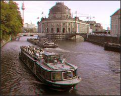 Das Bodemuseum - Berlin [3D Ananglyphe]