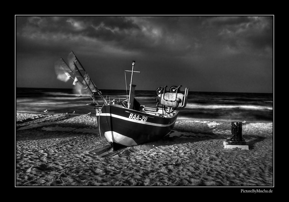 Das Boot - Baabe