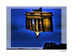 - Das Brandenburger Tor auf Reisen -