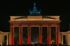 ...das Brandenburger Tor...