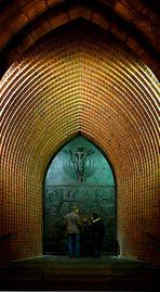 Das Bronzeportal