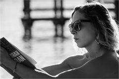 Das Buch und die Leserin