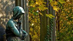 das bunte Herbstlaub...