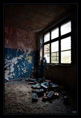Das Buntstein-Zimmer...