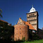 Das Burgtor in Lübeck