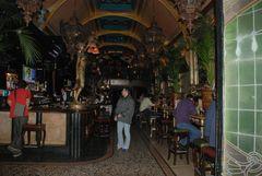 """Das """"Cafe an Seine"""" in Dublin"""