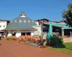 Das Cafe mit dem Runddach