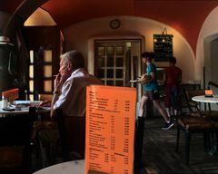 das Cafe zum letzten Raucher !