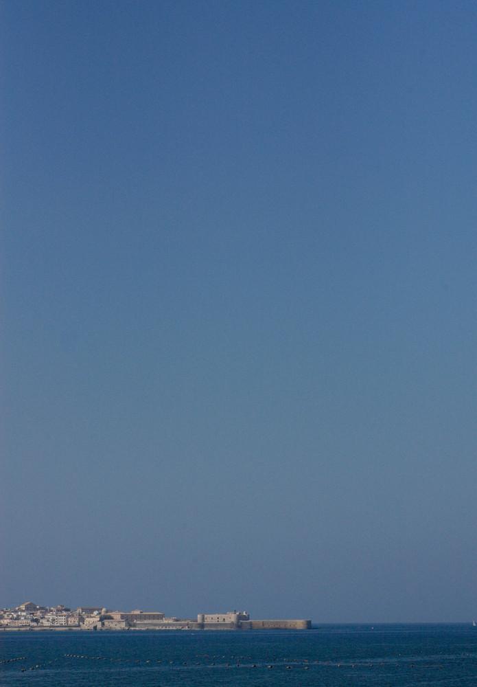 das castello und der himmel.