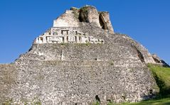 Das Castillo von Xunantunich