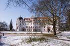 Das Celler Schloss im Frühling 2013
