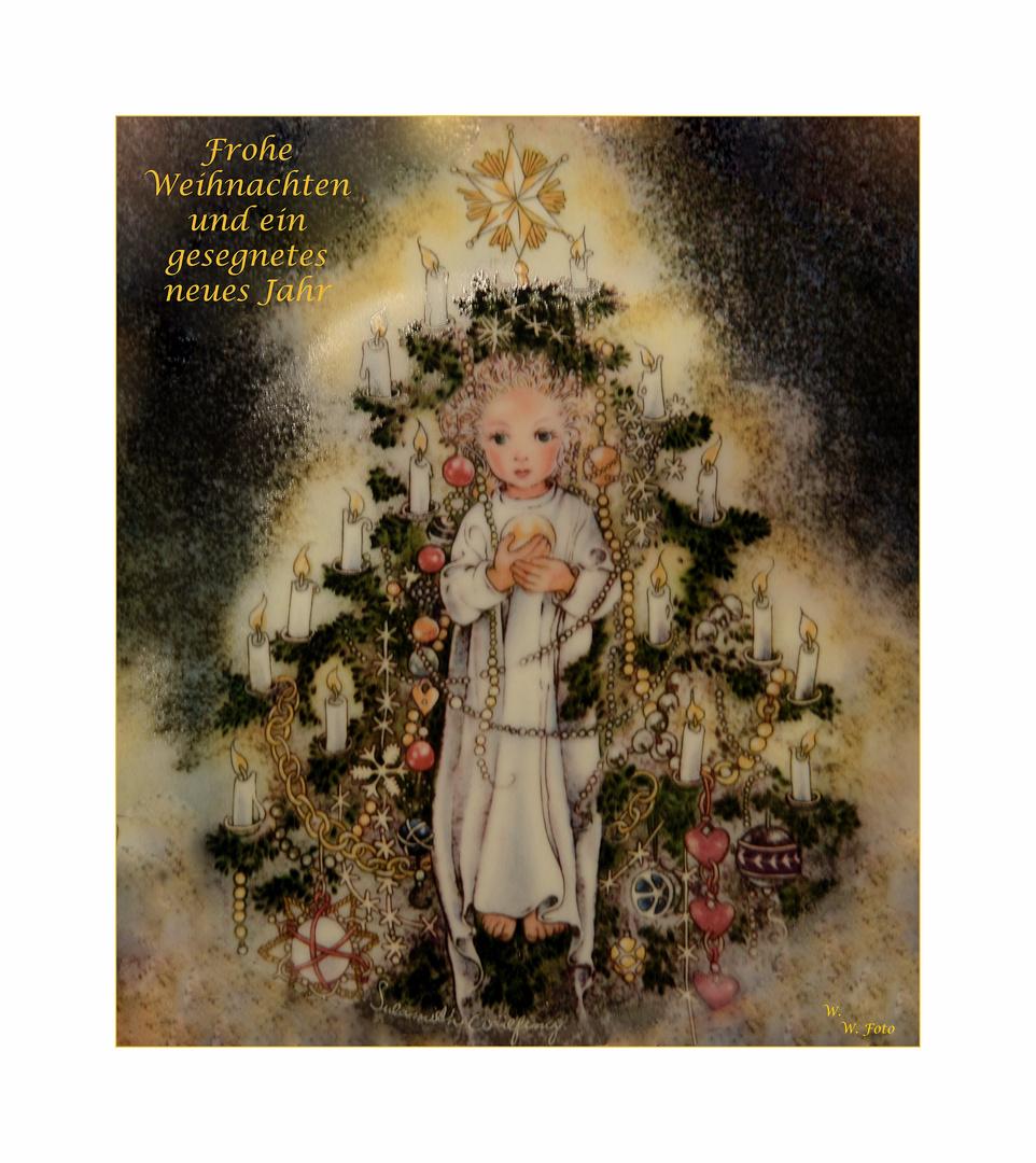Weihnachtsgrüße Christkind.Das Christkind Foto Bild Spezial Weihnachten Christmas