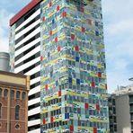 Das COLORIUM im Düsseldorfer Medienhafen