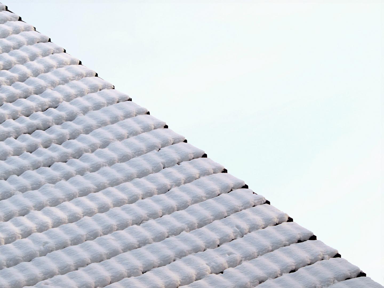 Das Dach....