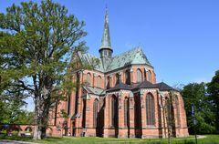 Das Doberaner Münster aus einer anderen Perspektive