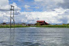 ...das Dorf am Inle See...